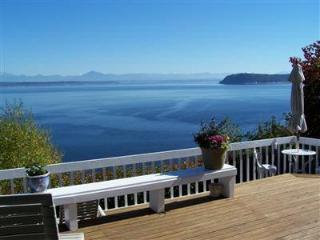 Maple Cove Beach House *WHIDBEY ISLAND WATERFRONT* - Langley vacation rentals
