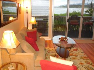Beautiful OCEANFRONT Kauai Condo - Newly Remodeled - Kapaa vacation rentals
