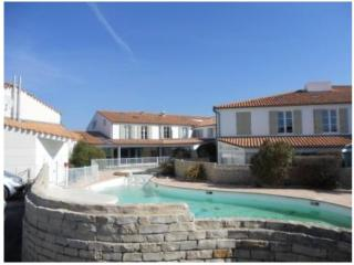 T2 cabine Residence standing piscine 100m plage - La Couarde vacation rentals