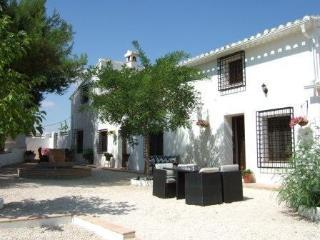 Cortijo Elbal - Caravaca de la Cruz vacation rentals