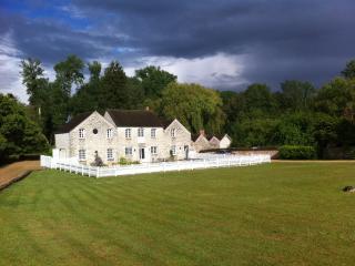 MAISON RESTAURÉE SUR D ANCIENNES ÉCURIES - Moret-sur-Loing vacation rentals