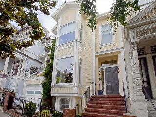 4BR/3BA Stylish Pacific Heights House with Hot Tub - San Francisco vacation rentals
