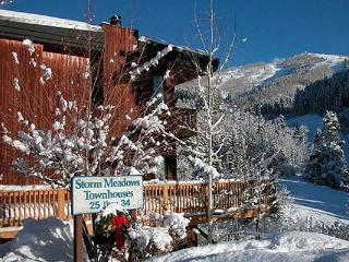Storm Meadows Townhouses - STH20 - Northwest Colorado vacation rentals