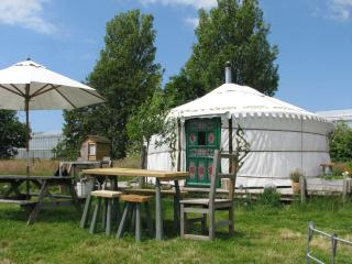 Yurt in a Field - Earnley vacation rentals