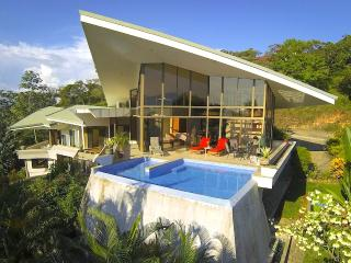 Casa de las Cascadas: 4BR Modern Home w/ 2 Pools! - Manuel Antonio National Park vacation rentals