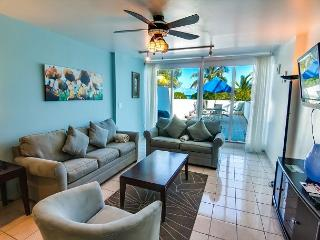 Townhouse for 8 RIGHT ON THE SAND ! - Miami Beach vacation rentals