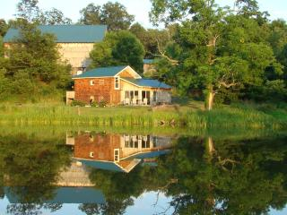 Private, peaceful, ecofriendly, modern cottage - Ohiopyle vacation rentals