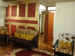 APARTMENT WITH 2 BEDROOMS 502 - Cusco vacation rentals