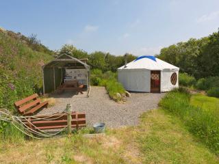 Beachcomber Yurt-Trellyn - Trefin vacation rentals
