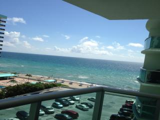 Spectacular condo ocean view located directly on t - Dania Beach vacation rentals