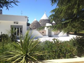 Delightful Trullo  With Free Wifi And Private Pool - San Michele Salentino vacation rentals