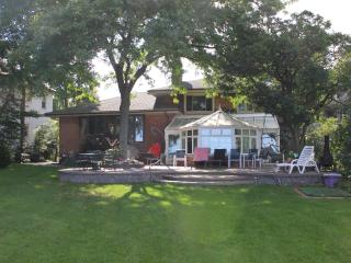 Beautiful Lake Front Home in Grosse Pointe - Harsens Island vacation rentals