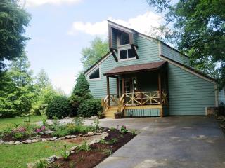 Mountain Vista Retreat...sleeps 6, expansive views - Hendersonville vacation rentals