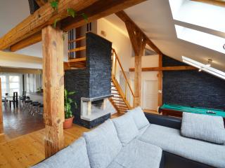 Attic Josefov - Superior four bedroom apartment - Prague vacation rentals