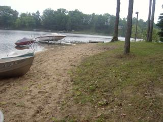 Perch Lake Resort 3 bedroom cottage - Lake vacation rentals