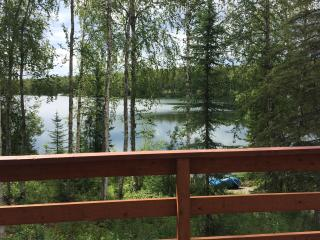 Cabin on Quiet Lake in Willow Alaska - Willow vacation rentals