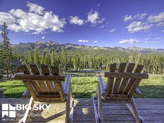 Cowboy Heaven Cabin Barafu - Big Sky vacation rentals