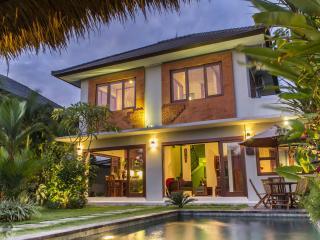 Yoma Villa Bali, Villa Bromo 3 bedroom - Canggu vacation rentals