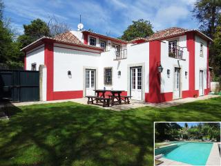 Villa in Sintra with Pool & Wi-fi 10 guests - Borba vacation rentals