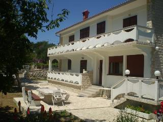 Apartments Rab- A6+2 - Rab vacation rentals