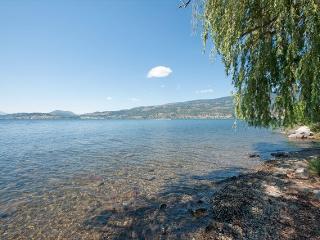 Step onto Lake Okanagan! Amazing location - Kelowna vacation rentals