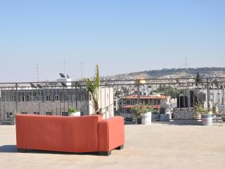 Central condo with best views of Old City! - Jerusalem vacation rentals