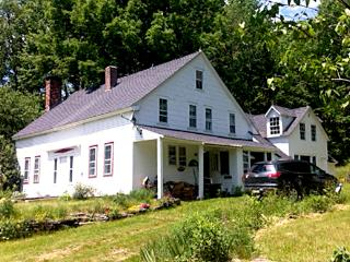 PARADISE on EARTH! - Historic 4BR Farmhouse - West Halifax vacation rentals