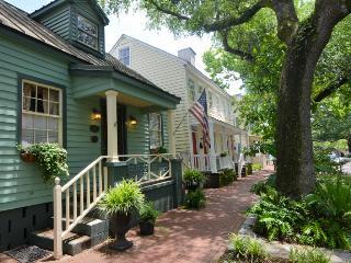1867 Robert Low Home on Jones - Savannah vacation rentals