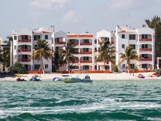 Flamingos condo by the sea, Satellite tv - Progreso vacation rentals