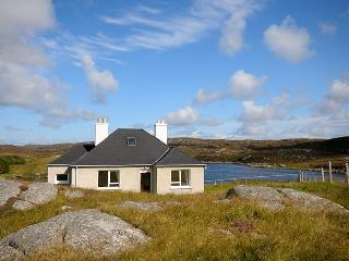 Atlantic View Cottage Isle of Lewis. Sea View WiFi - Marvig vacation rentals