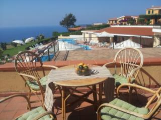 Comfortable, homely studio with stunning views. - Pizzo vacation rentals