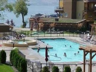 Lakeside Paradise, Barona Beach resort in Kelowna - Kelowna vacation rentals