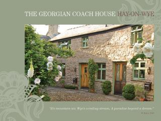 Hideaways In Hay : Romantic Luxury Holiday Cottage - Llanyre vacation rentals