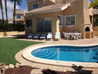 Detached Villa with pool - Murcia vacation rentals