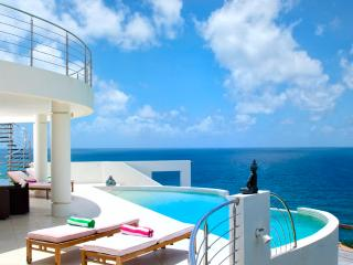 Sky Blue at Dawn Beach Estates, Saint Maarten - Ocean View, Pool - Dawn Beach vacation rentals