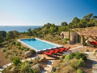Staffed Villa Corsica - Palombaggia Beach - Bonifacio vacation rentals