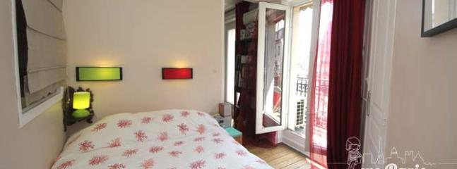 Paris Apartment Rental, Vacation in Paris - L'Artiste - Paris - rentals