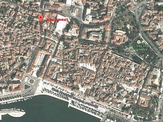 Duplex apartment 100 m from Diocletian Palace - Central Dalmatia vacation rentals