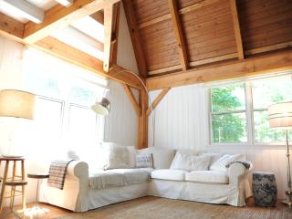 Hamptons Lofty Beach Barn - Pet Friendly - Water Mill vacation rentals