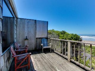 Oceanfront, pet-friendly retreat w/ocean views! - Waldport vacation rentals