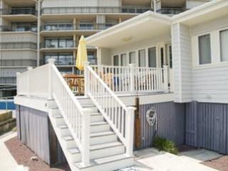 Ocean Front Luxury-N OCMD-Big Deck Steps to Beach - Ocean City vacation rentals