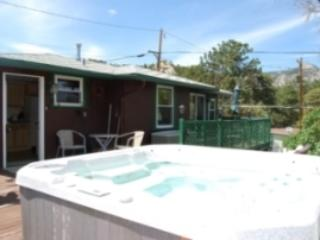 Walking Distance to Town - Cabin with Hot Tub - Estes Park - rentals