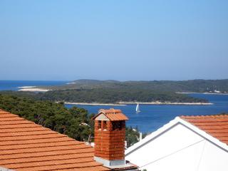 Two large terraces sea view in Hvar town - Hvar vacation rentals