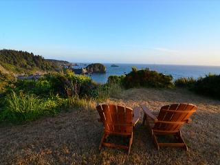 Ocean Views Residence @ Whale Rock. Sleeps 6 - Spacious and Upscale - Trinidad vacation rentals
