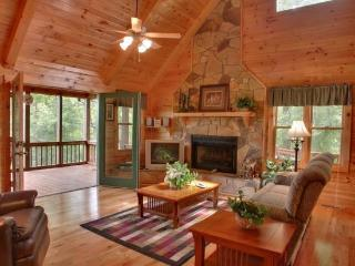 Choctaw Ridge - Mountain Tops - North Georgia Mountains vacation rentals