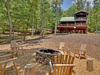 Lazy Bear Den - Aska Adventure Area - Blue Ridge vacation rentals