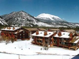 Mountainside 162H - Frisco vacation rentals