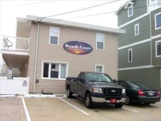 Beach Court Condos #203 - North Wildwood vacation rentals