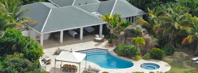 Zen at Pointe Milou, St. Barth - Ocean View, Amazing Sunset Views, Surrounded by Tropical Garden - Marigot vacation rentals