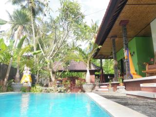 Bali's Magical East Coast Green House - Padangbai vacation rentals